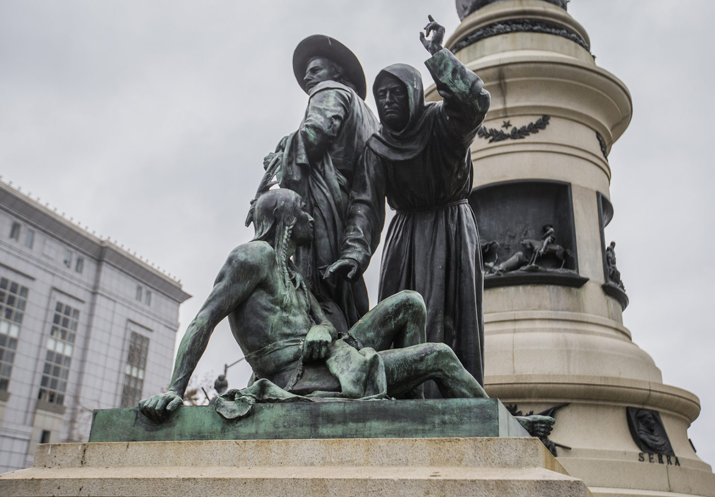 """The Arts Commission on Monday gave final approval for the removal of the """"Early Days"""" statue,"""