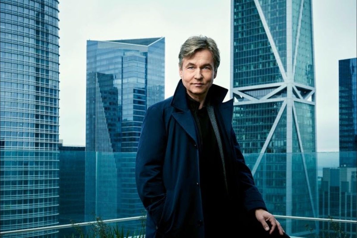 Esa-Pekka Salonen is coming back to California to head up the San Francisco Symphony. (Courtesy Andrew Eccles)