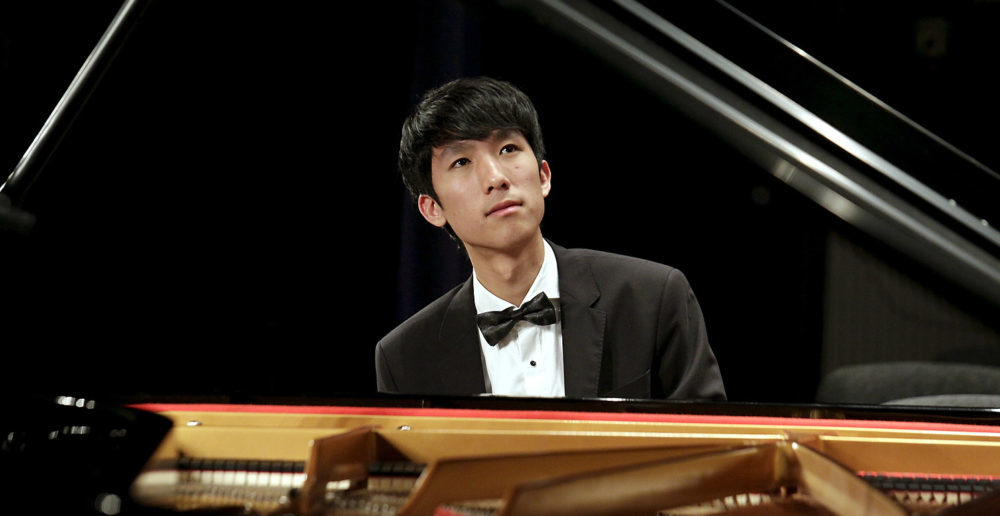 """Young piano sensation Eric Lu headlines Old First Concerts' """"Chopin Birthday Gala"""" on Feb. 25. (Courtesy photo)"""