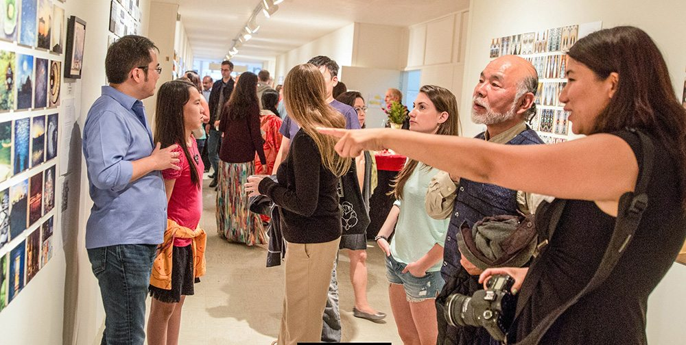 Sanchez Art Center's ninth annual 50