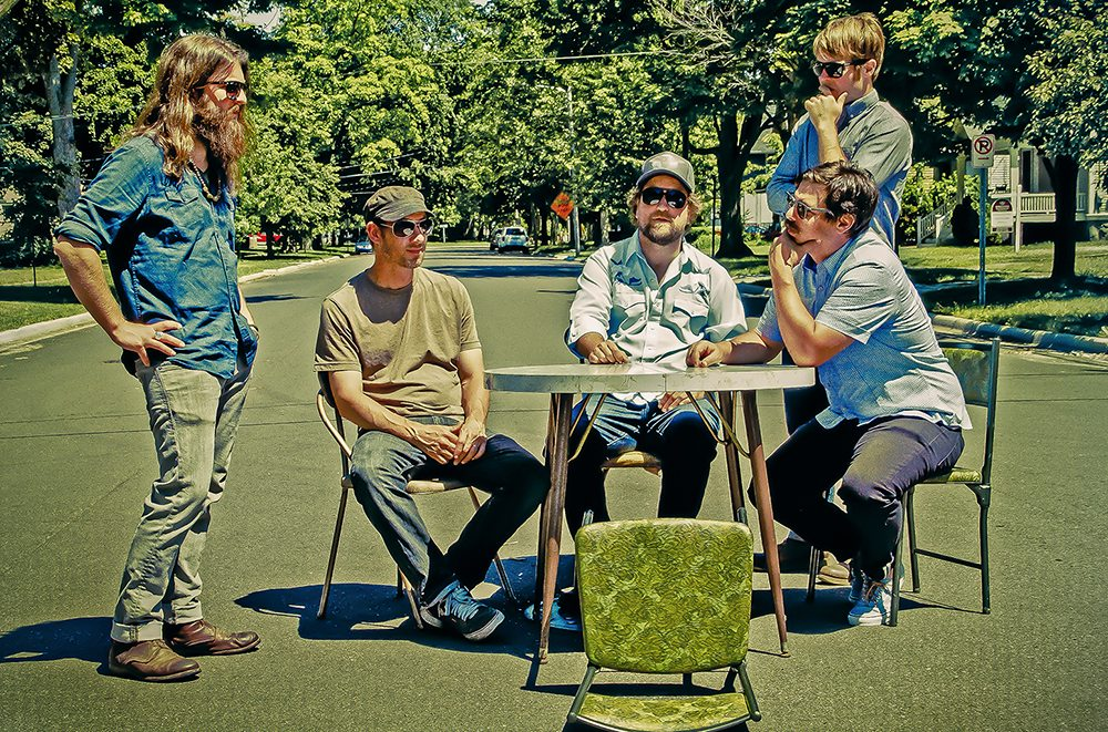 Greensky Bluegrass plays its addictive, contemporary version of the genre at the Warfield on Nov. 5. (Courtesy