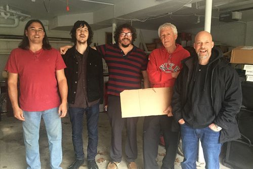 Guided By Voices appears in a sold-out show at the Independent.  (Courtesy photo)