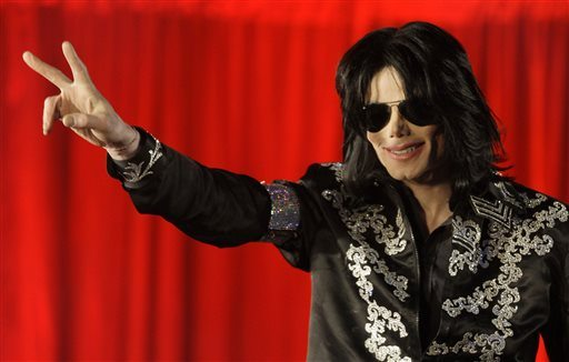 On the seventh anniversary of his death, Michael Jackson, pictured in 2009, is in the news, with recently released books and a newly issued report about porn found at his Santa Barbara ranch in 2003. (AP Photo/Joel Ryan,)