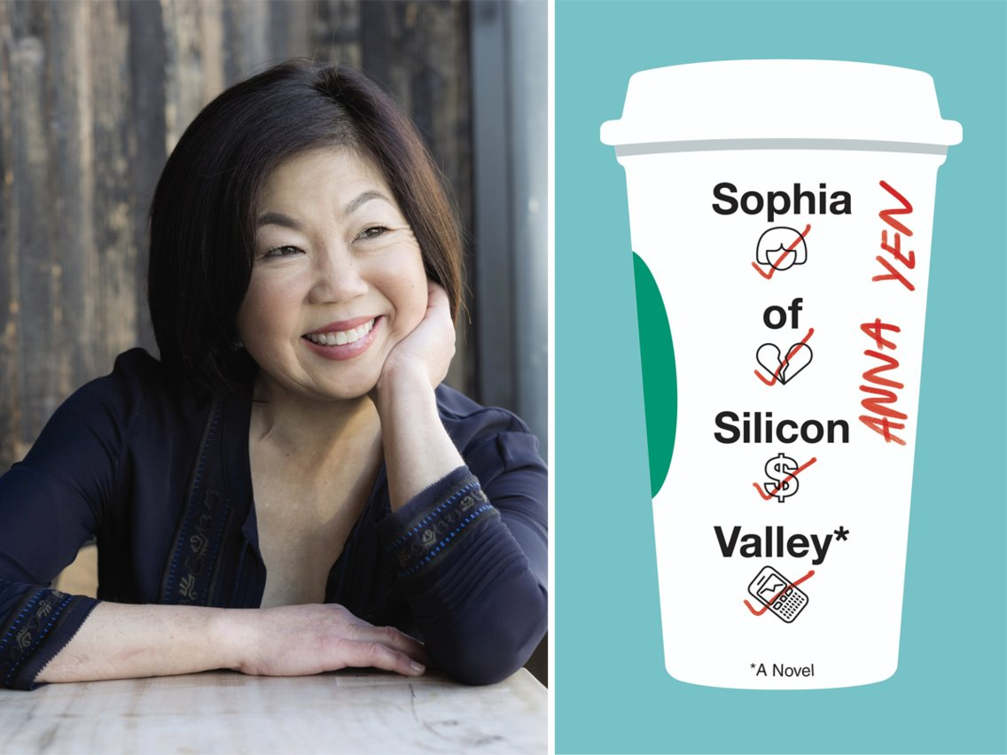 Anna Yen's debut novel details her life as a young executive working with Silicon Valley's biggest moguls. (Courtesy photo)