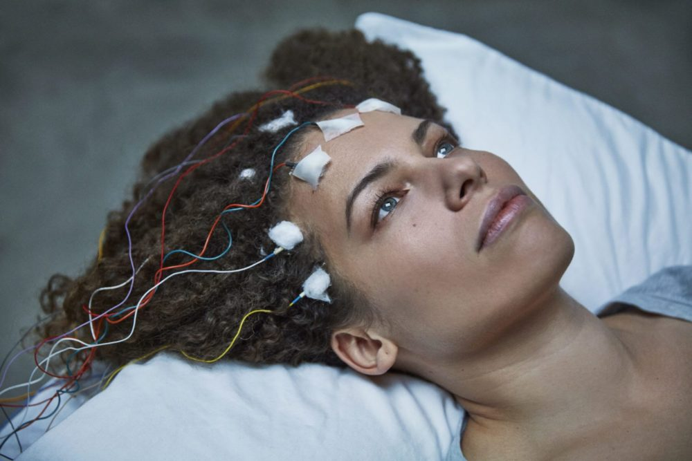 "Jennifer Brea documents her struggle with chronic fatigue syndrome in ""Unrest."" (Courtesy photo)"