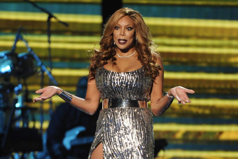 TV host Wendy Williams (pictured in 2014) accused Beyoncé, Jay Z and designer Rachel Roy for pulling a publicity stunt to sell Beyoncé's new album. (Chris Pizzello/Invision/AP)