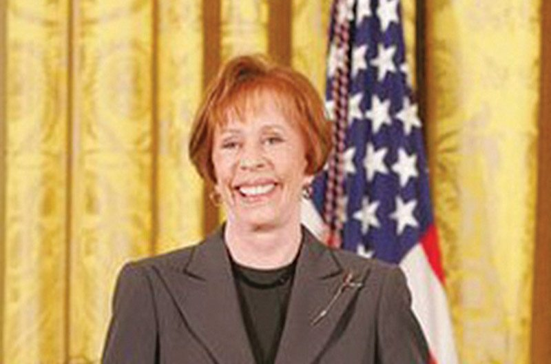 Carol Burnett. (Courtesy photo)