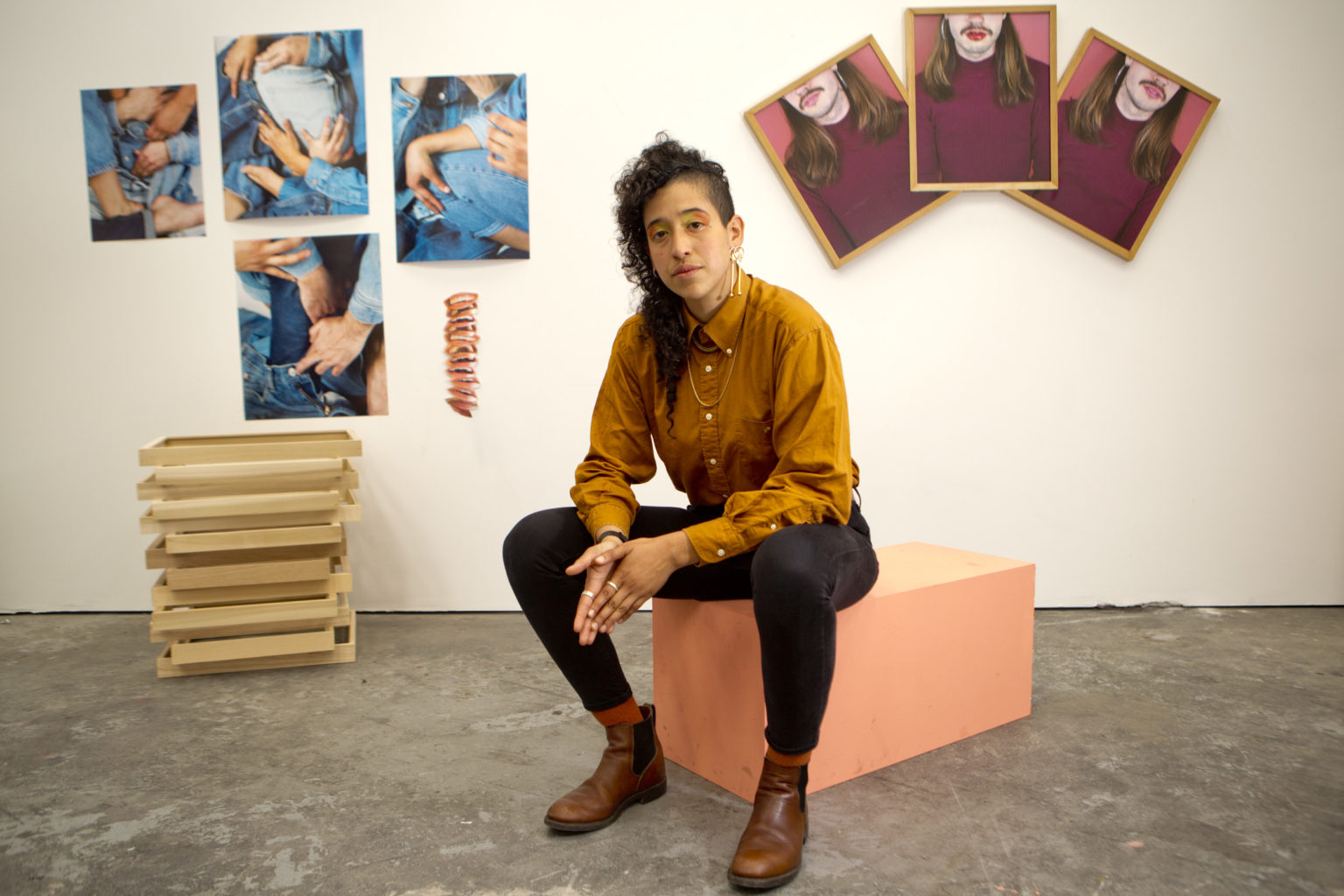 Marcela Pardo Ariza is among the artists whose work appears in Bay Area Now 8, opening Saturday at Yerba Buena Center for the  Arts. (Courtesy photo)