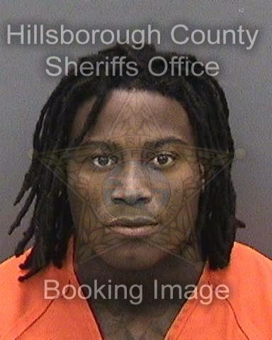 Reuben Foster's booking photo from his arrest on Nov. 24 in Tampa, Florida. (Hillsborough County Sheriffs Department)