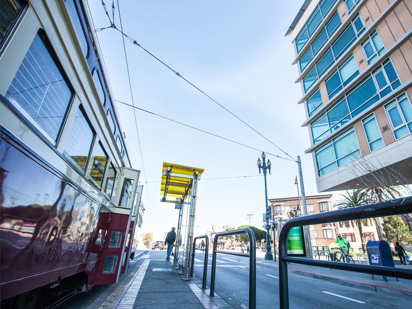 Some academics suggest Senate Bill 827, which sought to upzone neighborhoods in proximity to existing transit corridors, is a groundbreaking bill that could take years to finally become law. (Deborah Svoboda/Special to S.F. Examiner)