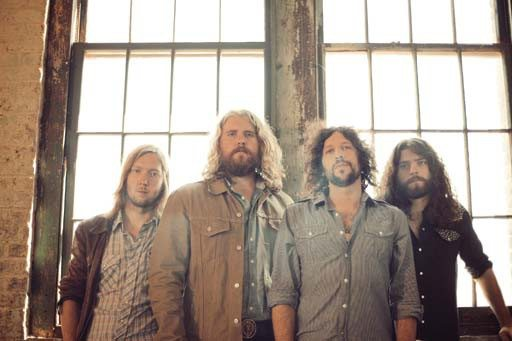 Hair-raising experience: The Sheepdogs won product