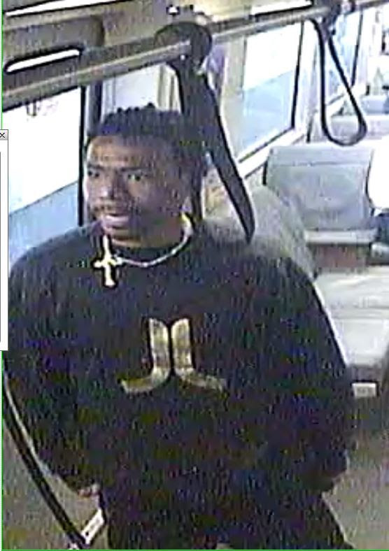 The suspect in an attack on a BART train in Oakland (Courtesy BART)