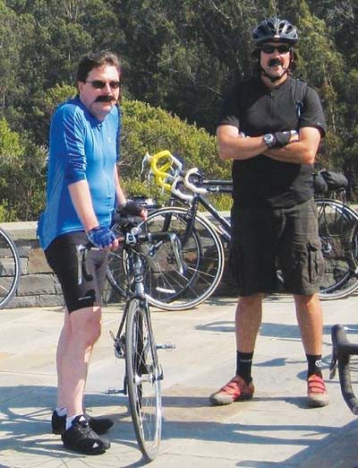 Mustache Ride: Get into the Halloween witching spirit a few days early with this annual ride across Golden Gate Bridge. BYOBM — bring your own bike and grown