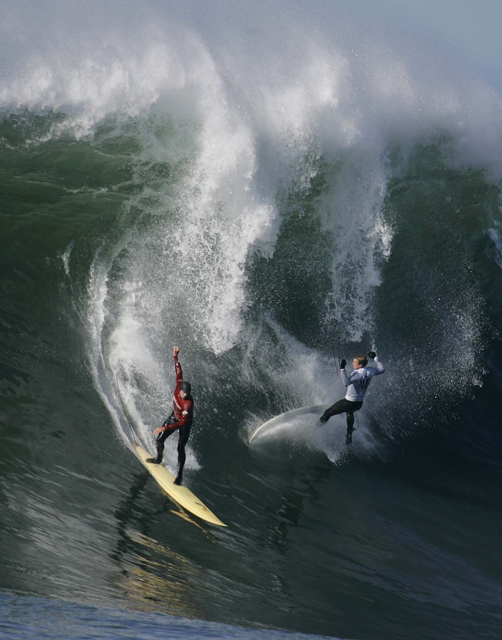 Ben Margot/2008 AP file photoThe Body Glove Mavericks Invitational is happening this weekend.