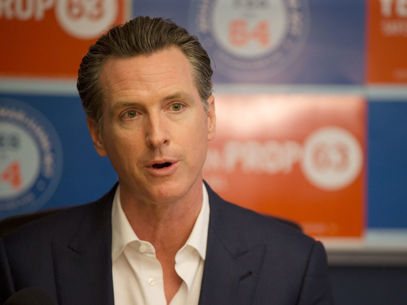 Lt. Gov. Gavin Newsom (File photo by Jessica Christian/2016 S.F. Examiner)