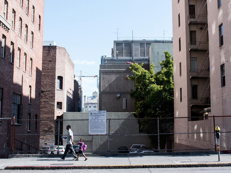 In San Francisco, only about one or two of these 100 percent affordable projects are produced each year, given the heavy public subsidies these projects require. (Michael Ares/S.F. Examiner file photo)