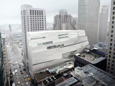 SFMOMA unveils new designs for expansion