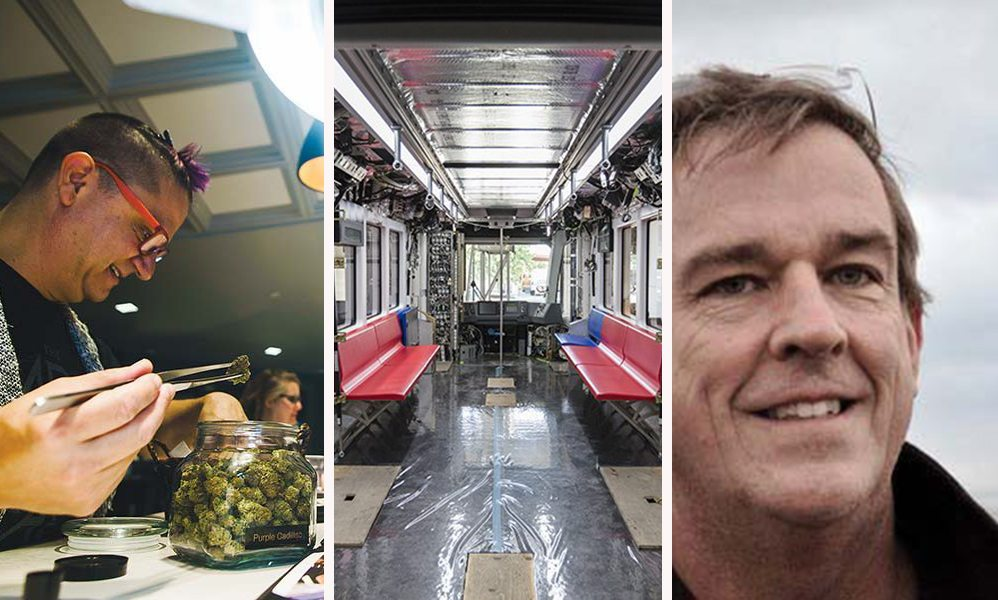 Top stories of the week: New D8 supervisor, court contraband, Muni 'fleet of the future'