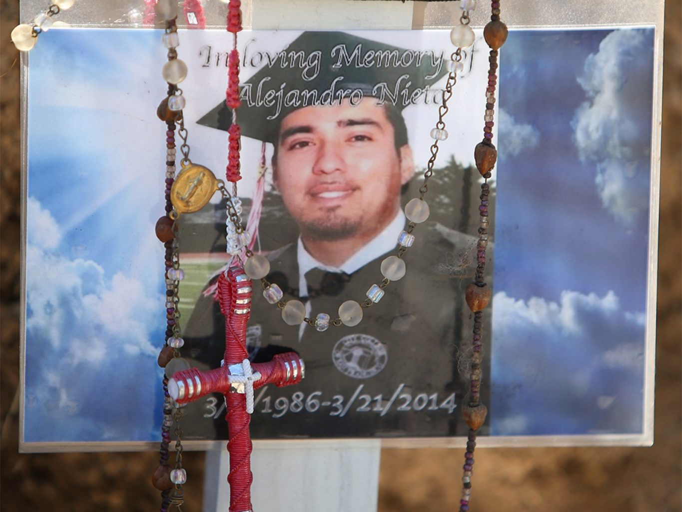 Alejandro Nieto was shot and killed by San Francisco police at Bernal Heights Park on March 21, 2014. (Mike Koozmin/S.F. Examiner file photo)