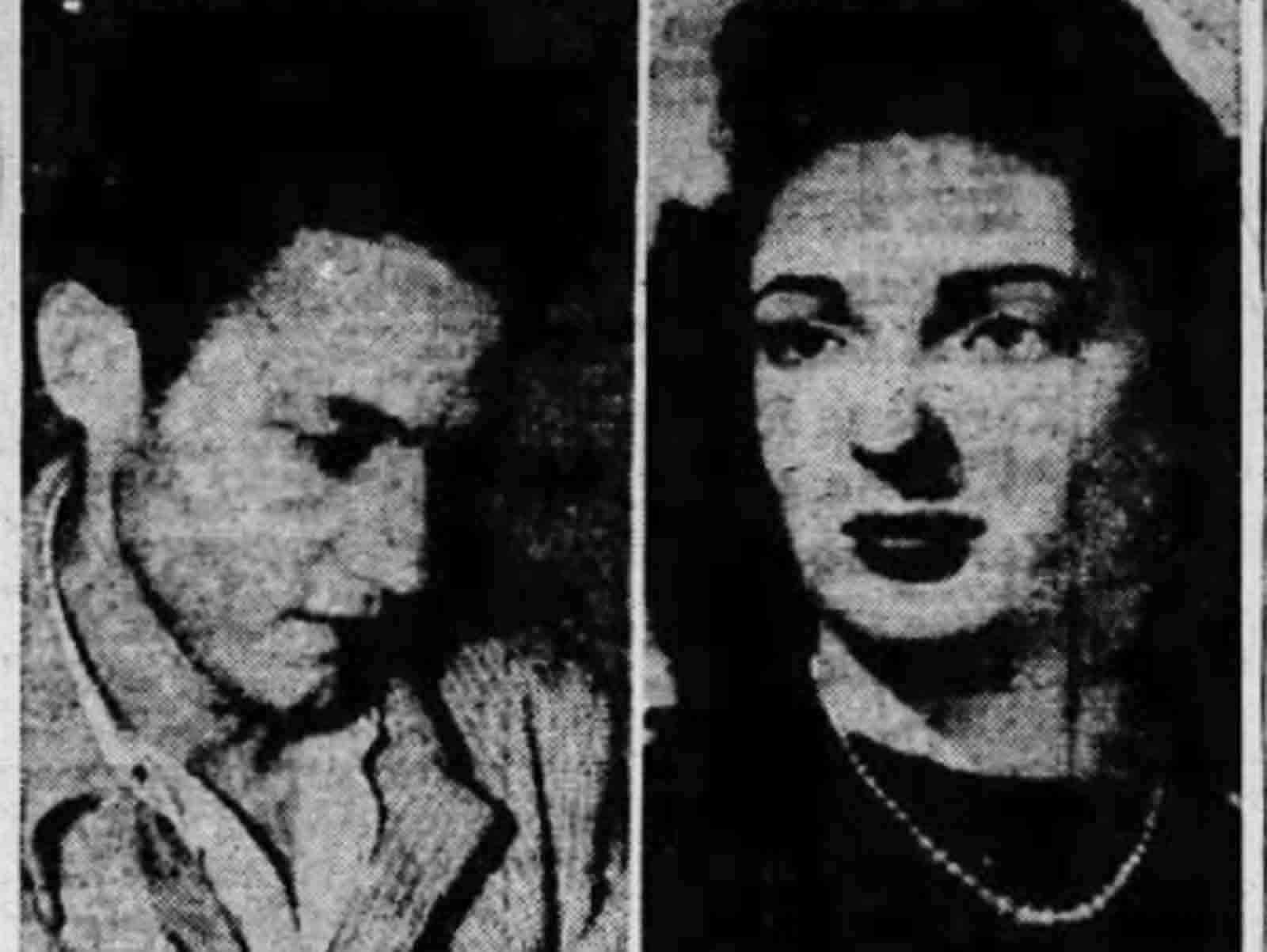 """After reporting his wife missing following an """"intimate personal argument,"""" Donald Panattoni, left, confessed to police that he murdered his wife Elaine, right, and buried her on Mount Tamalpais in Marin County. (Courtesy photo)"""