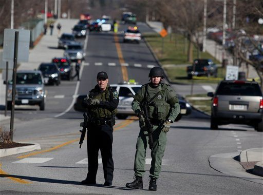 Virginia Tech shooter not person pulled over