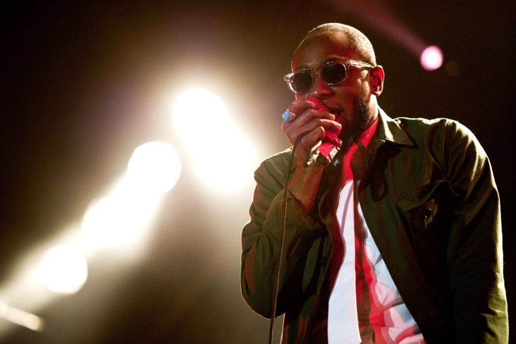Courtesy photo<p>Rap show: Rapper and actor Yasiin Bey