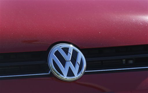 Volkswagen has disclosed to U.S. regulators that there's additional suspect software in its 2016 diesel models that would potentially help exhaust systems run cleaner during government tests.  (AP Photo/Brennan Linsley, File)