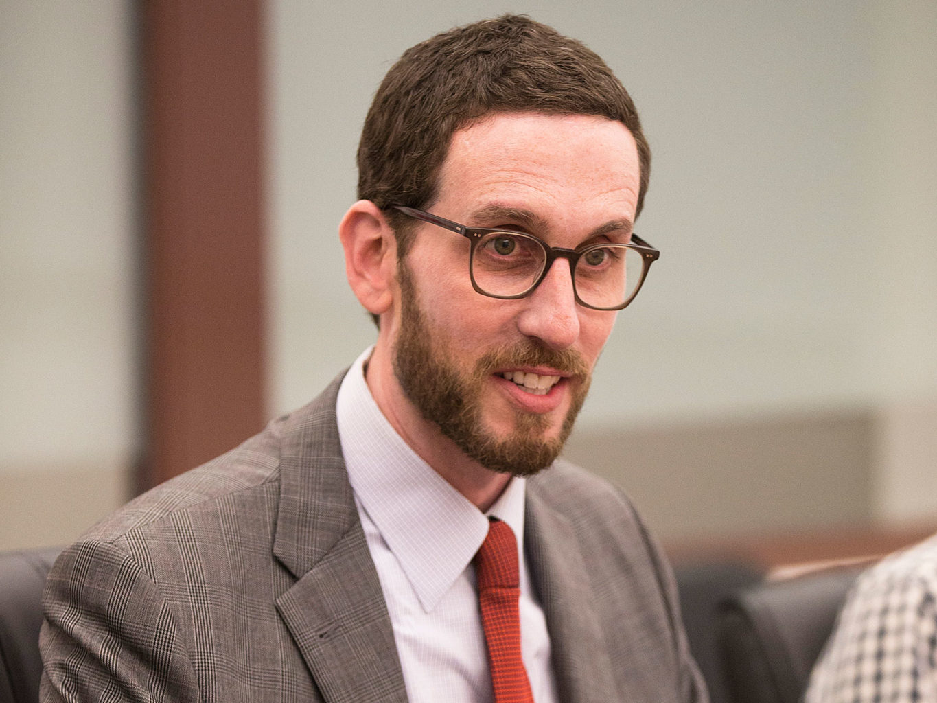 State sen. Scott Wiener has proposed SB 287, a bill that would change zoning laws throughout the state to allow for more housing to be build next public transit.