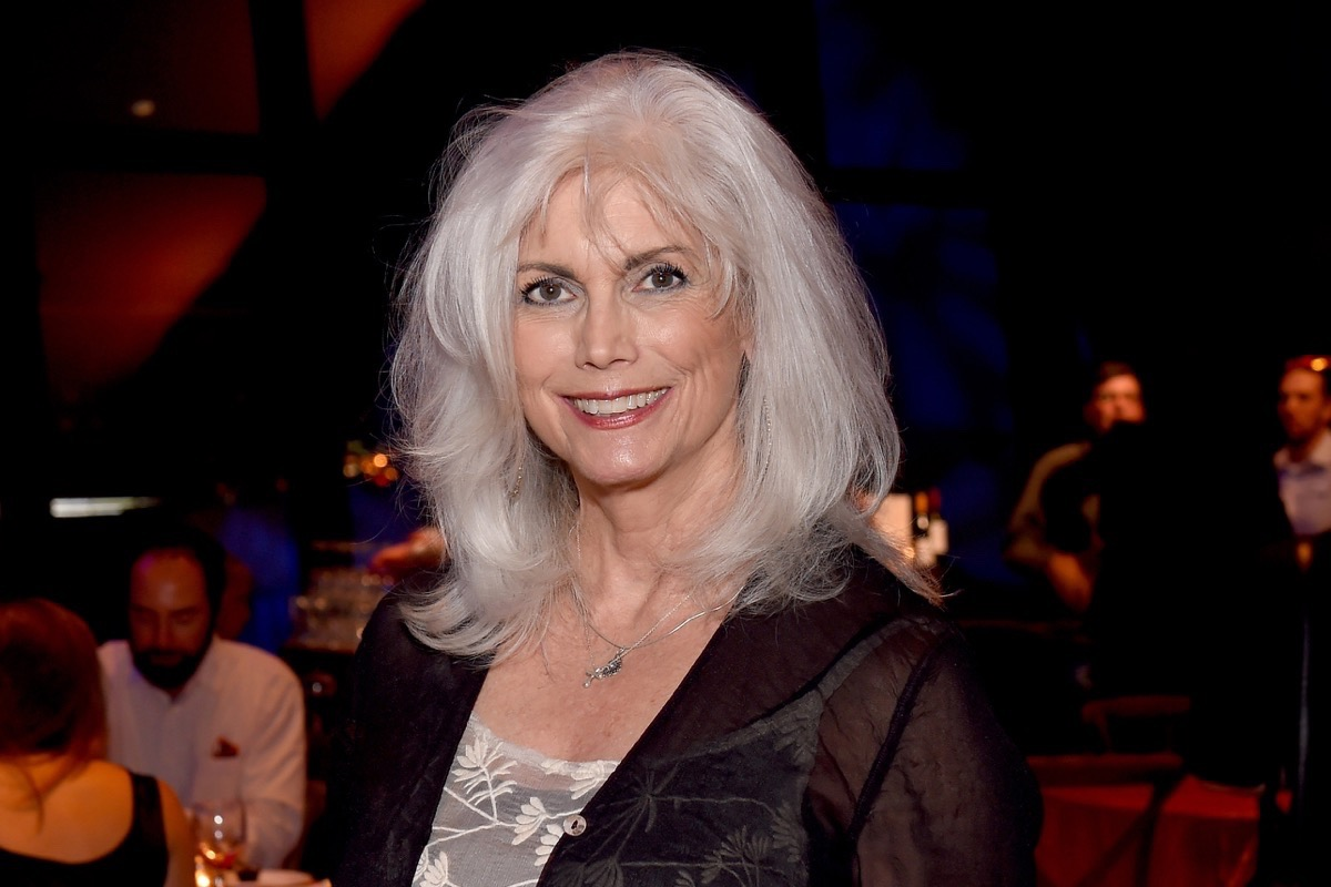 "Emmylou Harris, pictured at ""Emmylou Harris: Songbird's Flight,"" a new exhibit at Country Music Hall of Fame and Museum in Nashville, again headlines the 18th Hardly Strictly Bluegrass on Sunday. (Courtesy Jason Kempin/Getty Images/ Country Music Hall of Fame and Museum)"