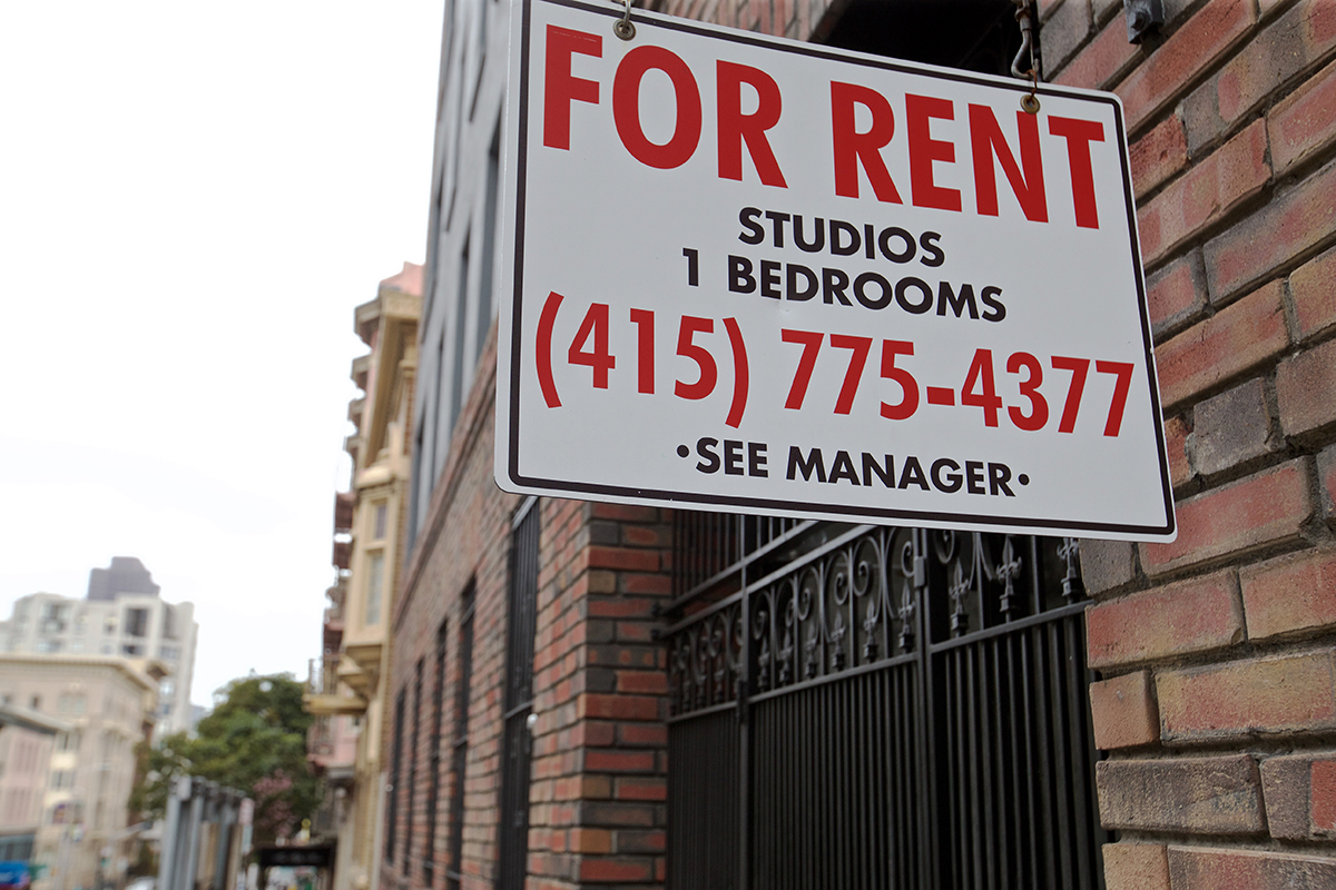 With the passage of Proposition F in June, San Francisco became the first city in California to create a universal counsel program for renters facing eviction. (Kevin N. Hume/S.F. Examiner)