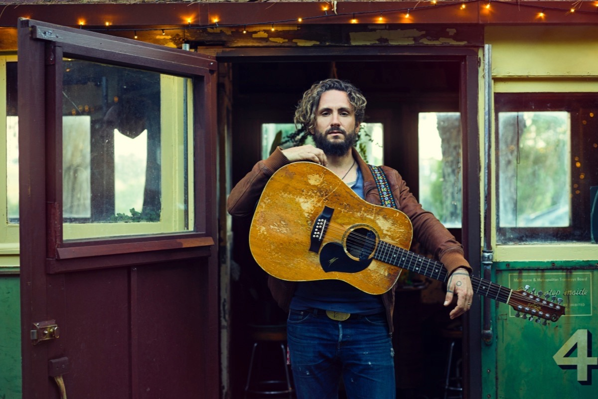 "John Butler's 2018 album is ""Home."" (Courtesy Kane Hibberd)"