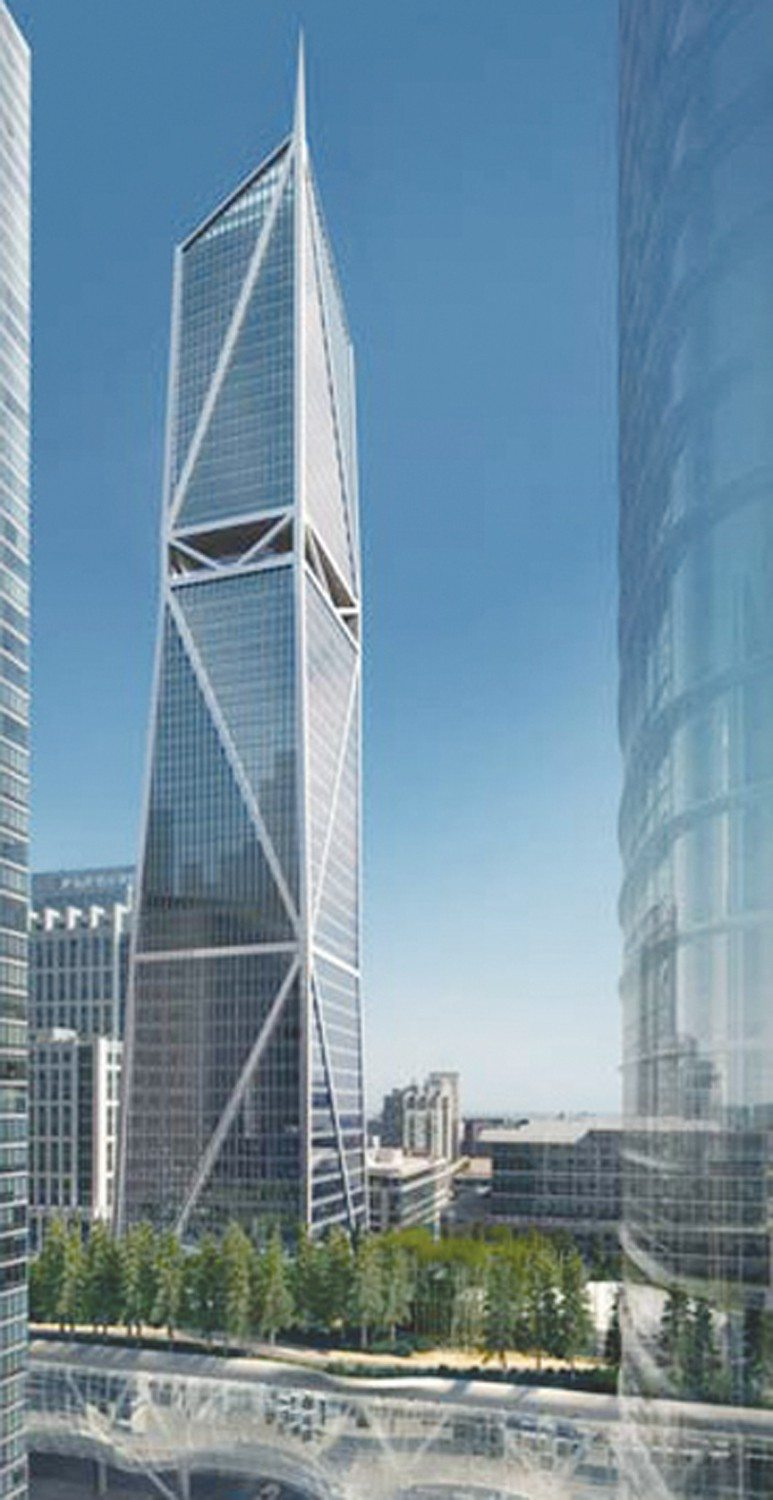courtesy renderingDevelopers at 181 Fremont are negotiating to pay for below market rate units elsewhere instead of including the units in the building.