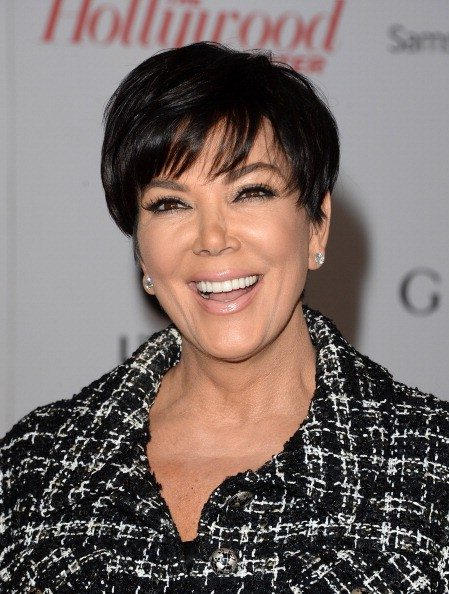 "Jason Merritt/Getty Images file photoKris Jenner is ""thrilled"" her daughter is dating Harry Styles."