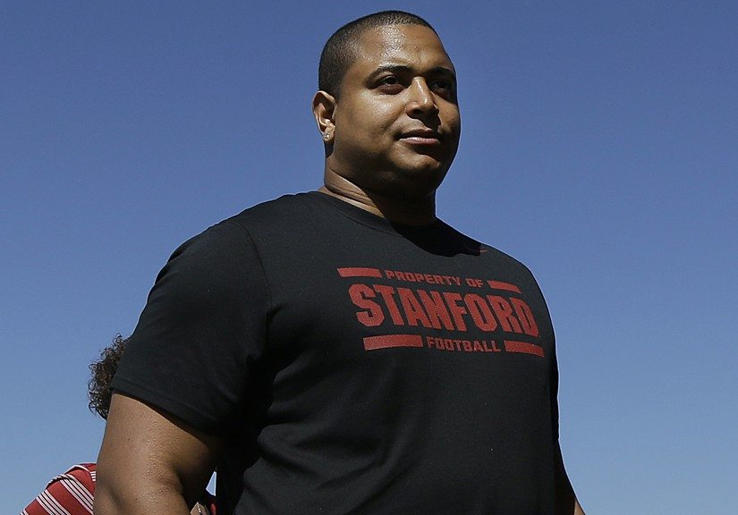 Jeff Chiu/AP49ers offensive tackle Jonathan Martin is recovering from a case of mononucleosis.