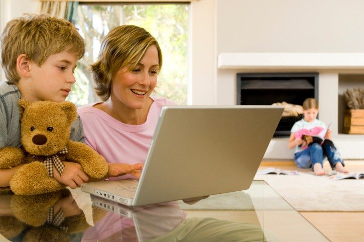 Having your child read articles online or in books about their favorite subjects is just one of many ways to keep them reading and learning during spring break.