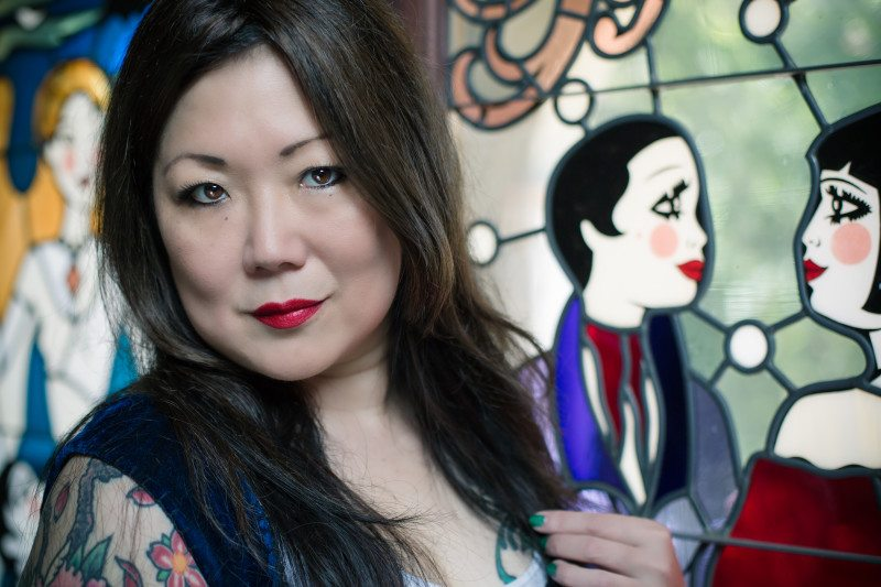 "San Francisco native Margaret Cho brings her ""PsyCHO Tour"" to the Castro. (Courtesy Mary Taylor)"