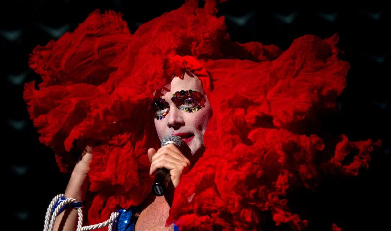 """Performance artist extraordinaire Taylor Mac presents the second part of his massive """"A 24-Decade History of Popular Music"""" at the Curran. (Courtesy photo)"""