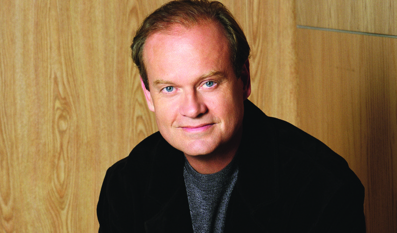 Kelsey Grammer appears in this week's San Francisco Symphony season opening concert of show tunes and more.