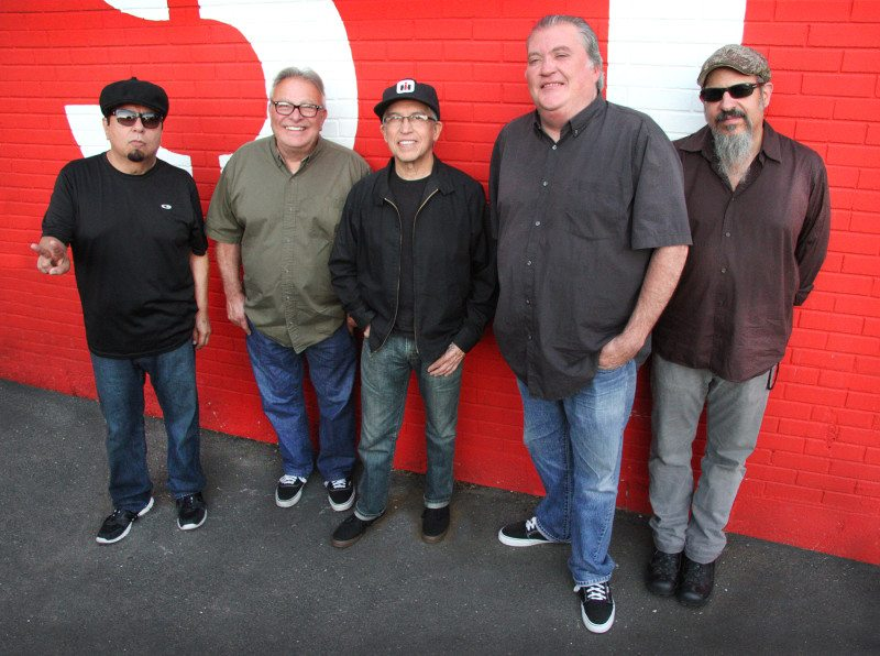 Los Lobos is among the Sunday headliners at Hardly Strictly Bluegrass 15 in Golden Gate Park this weekend. (Courtesy David Alan Kogut)