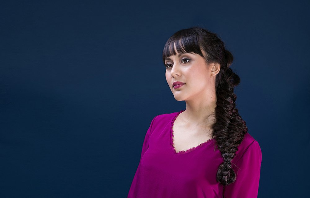 """Bay Area singer-songwrier Melody Parker plays to release her new album """"Archipelago"""" at Amado's in the Mission on July 30. (Courtesy Rock Paper Scissors publicity)"""