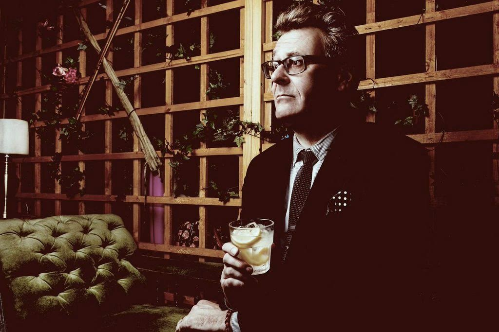 Greg Proops, who appears at the Punch Line this week, is known for his erudite comedy. (Courtesy Idil Sukan/DRAW HQ
