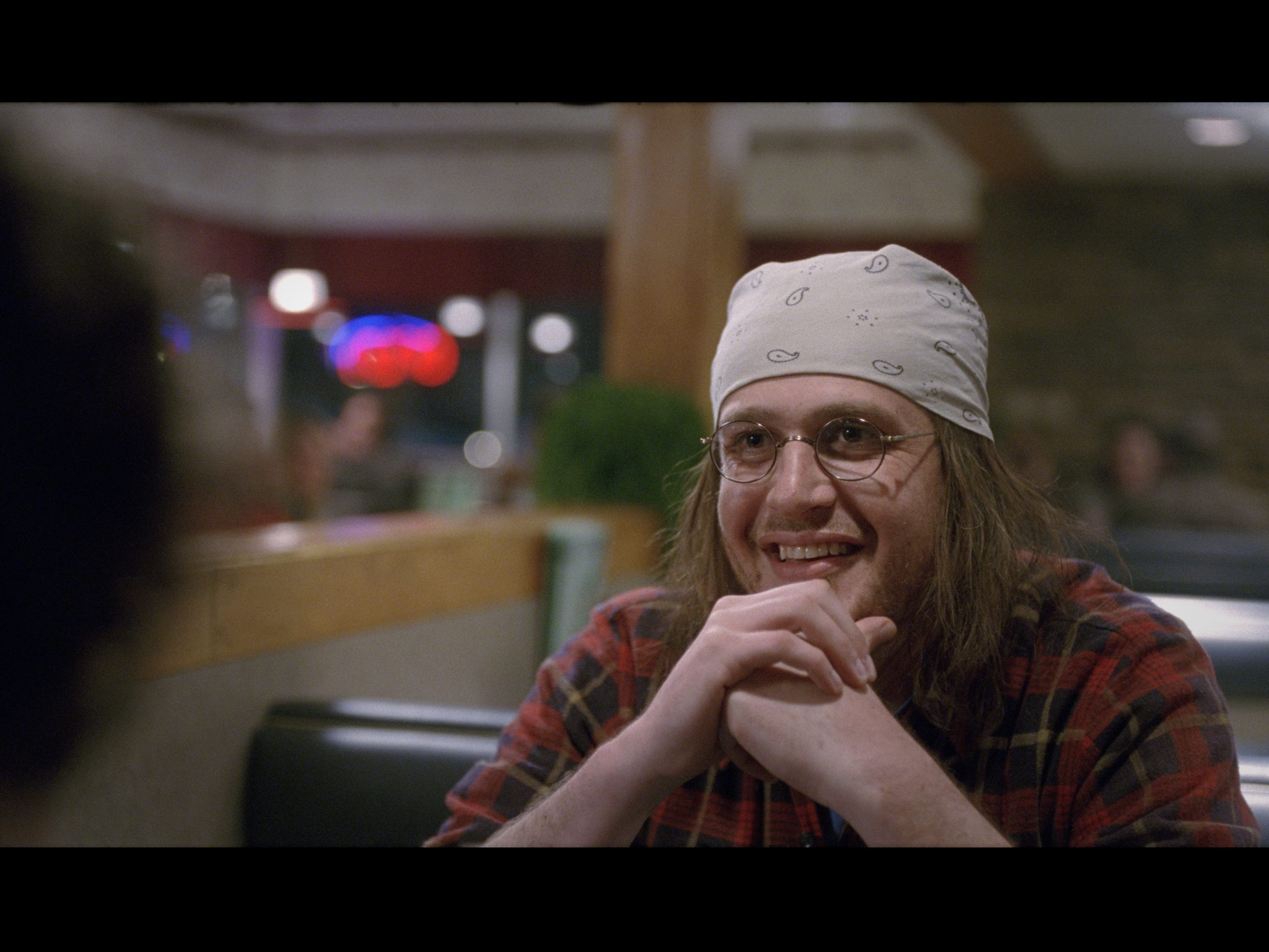 "Jason Segel plays David Foster Wallace in ""The End of the Tour."" (Courtesy A24)"