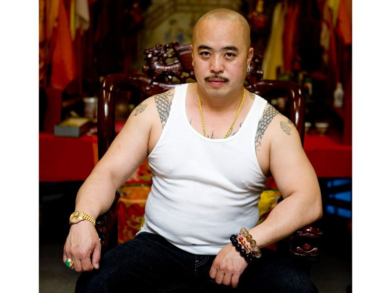 "Raymond ""Shrimp Boy"" Chow was sentenced on Thursday to life in prison without the possibility of parole for charges related to murder and racketeering. (Jen Siska/S.F. Examiner file photo)"
