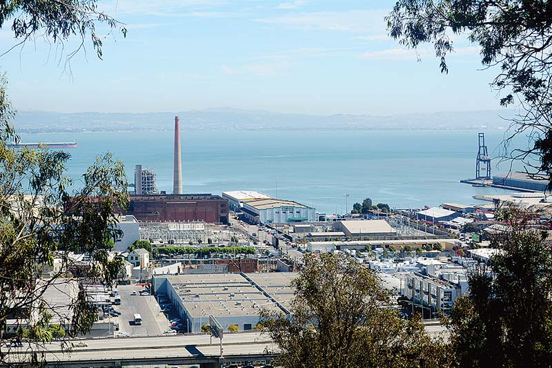 CleanPowerSF will be rolling out cleaner forms of power to the southeast side of San Francisco. (Connor Hunt/ Special to S.F. Examiner)
