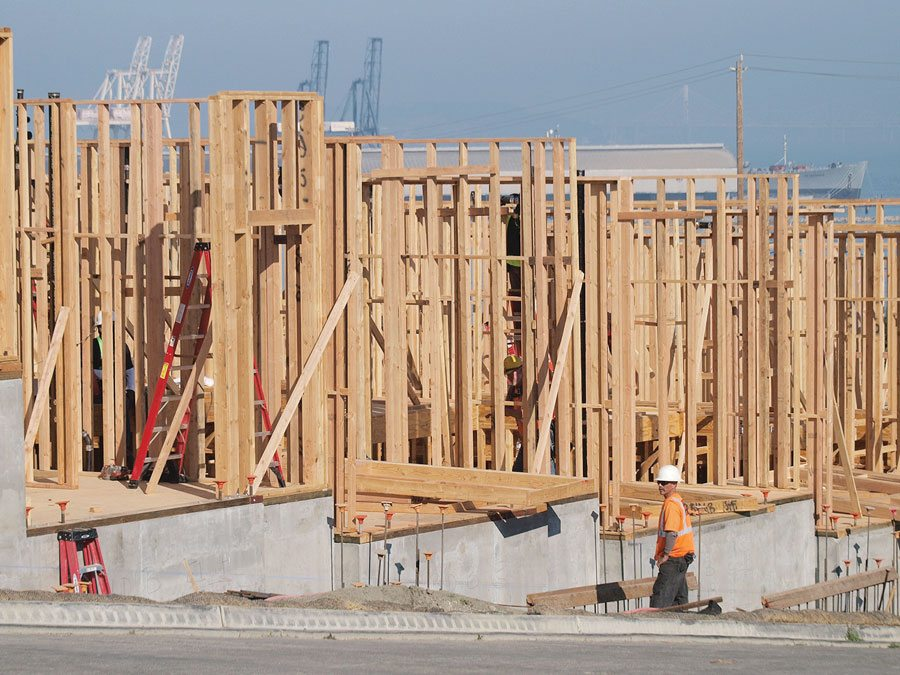 Mayor Ed Lee on Tuesday called for a charter amendment for the November 2016 ballot to require more below-market-rate housing from private developers in new housing projects. (Mike Koozmin/S.F. Examiner)
