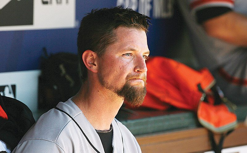 Giants pitcher Mike Leake will have to wait a while for his next turn in the rotation. (LM Otero/ap)