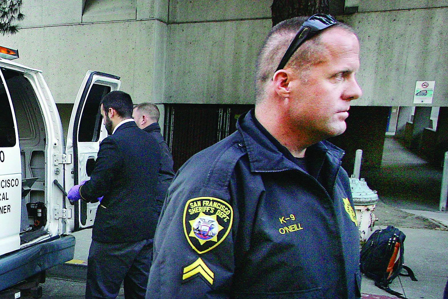 The Controller's survey noted The City's population increased by 12 percent from 2004 to 2014, the police staffing declined by 3 percent. Over that period, the rate of sworn officers per 100,000 residents declined 13 percent, making San Francisco's staffing levels lower than the other cities. MIKE KOOZMIN/S.F. EXAMINER