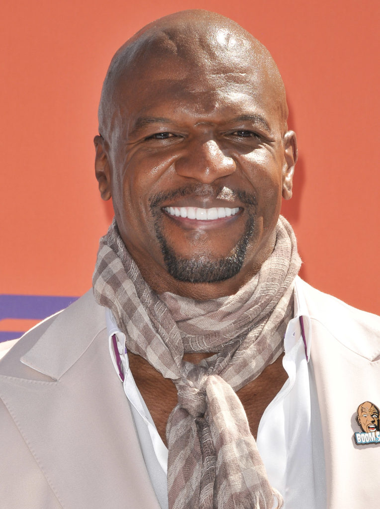 Terry Crews arrives at the 2018 BET Awards held at the Microsoft Theater in Los Angeles on June 24, 2018. (Sthanlee B. Mirador/Sipa USA/TNS)