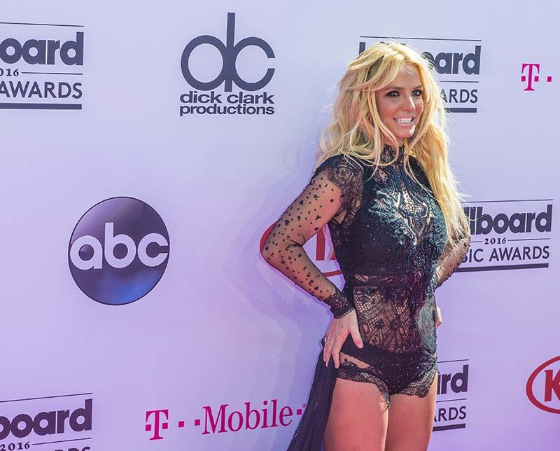 Britney Spears' fans are not happy with a Lifetime movie that reportedly portrayed her life inaccurately. (Courtesy photo)
