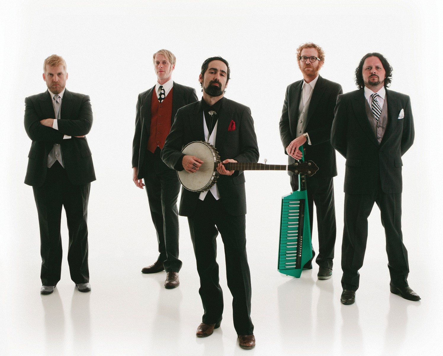 """courtesy photoBlitzen Trapper performs at the Regency Ballroom. """"VII"""" is the country-folk band's new album."""